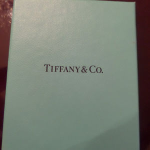 Tiffany & Co. Jewelry Box